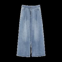 Vintage Stone Denim Stella Pants