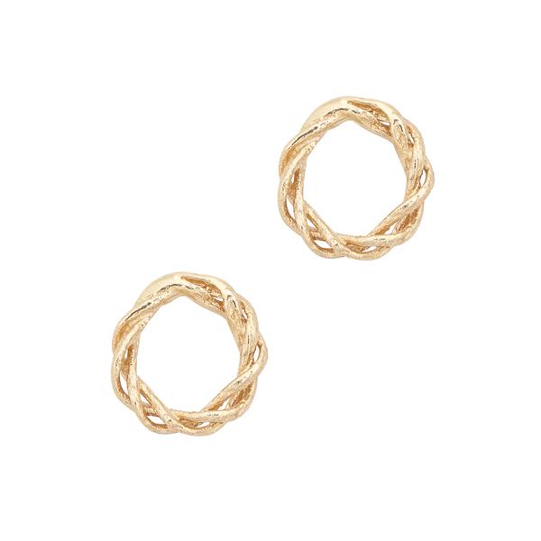 Sarah & Sebastian Rope Earrings