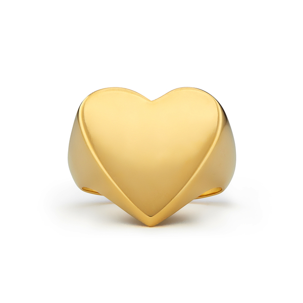 Sophie Buhai Gold Heart Ring