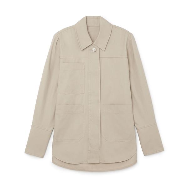 Lee Mathews Drill Shirt Jacket
