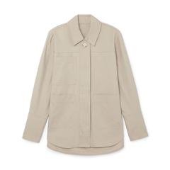Drill Shirt Jacket