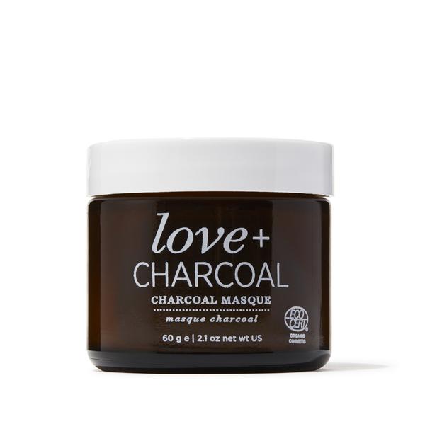 One Love Organics Love + Charcoal Masque
