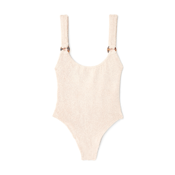 Hunza G Domino One-Piece