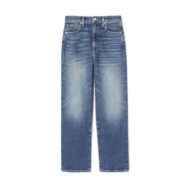 SLVRLAKE London Straight Leg Jeans
