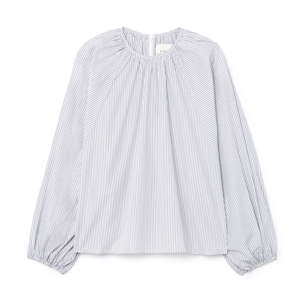 Studio Nicholson Gathered Volume Top