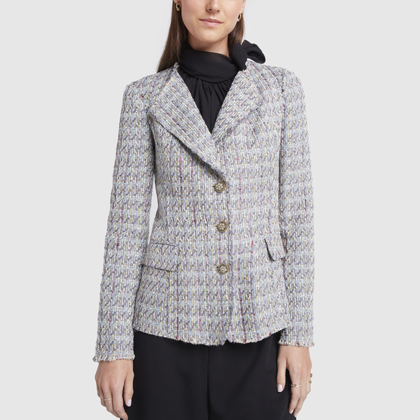 BROCK COLLECTION Portman Tweed Jacket