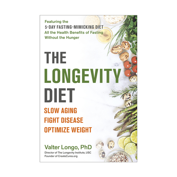 Penguin Random House The Longevity Diet