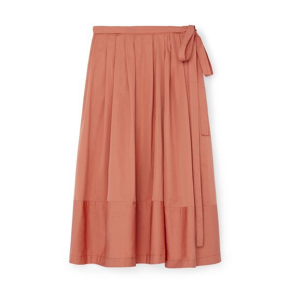 Thierry Colson Java Skirt