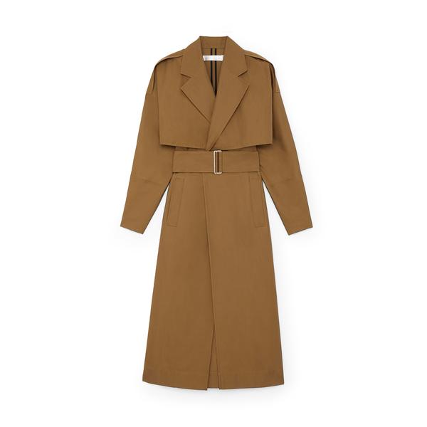 Victoria Beckham Lightweight Trench Coat