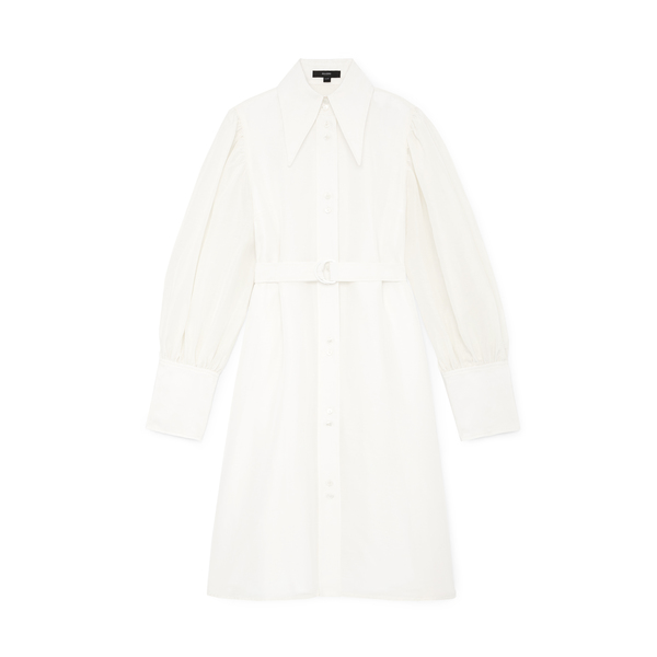 Ellery Antigua Shirtdress