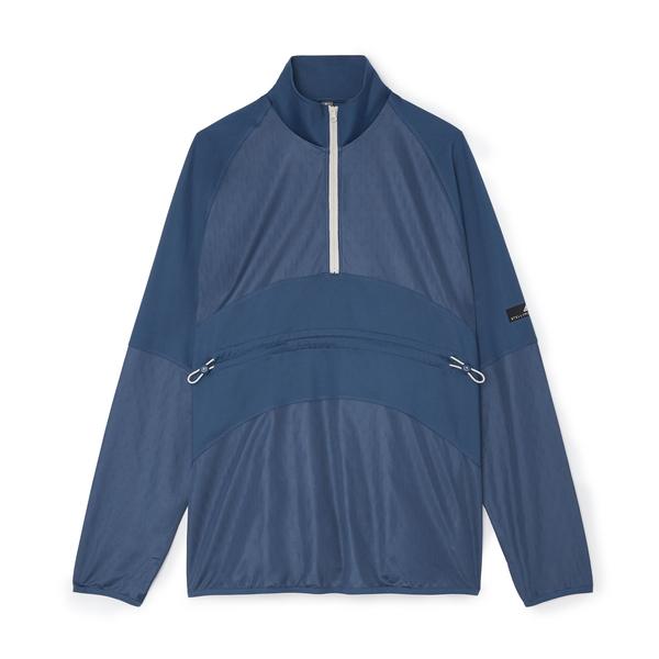 Adidas by Stella McCartney Loose Long-Sleeve Shirt