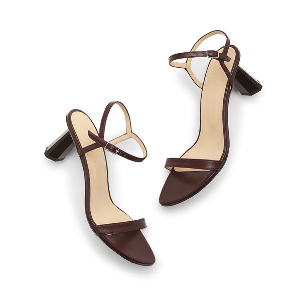 BY FAR Shoes Magnolia Leather Heels