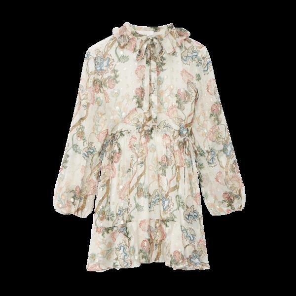 Chloé Floral Dress