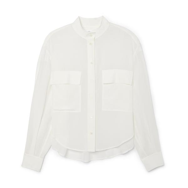 Frame Clean Safari Shirt