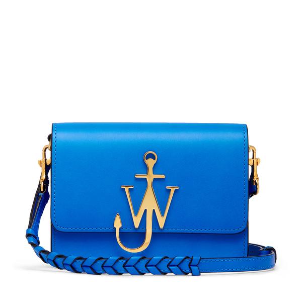 JW Anderson Blue Anchor Logo Bag