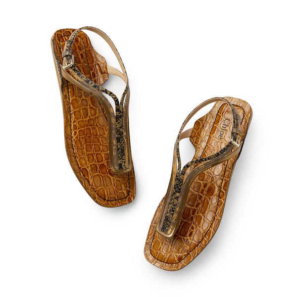 Chloé Carla Flat Sandals