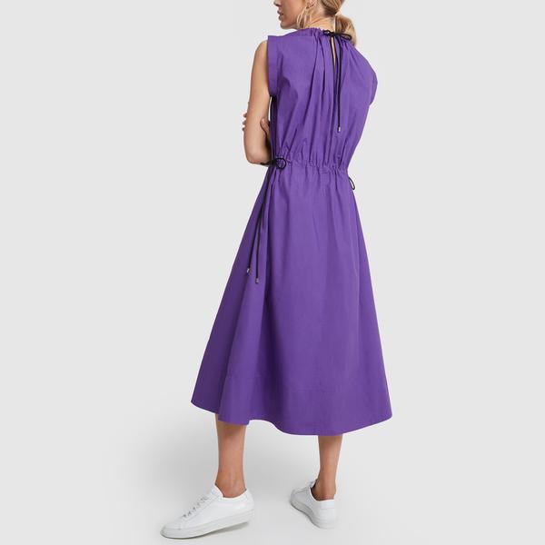 Kaci Drawstring Shirtdress G Label Goop Shop