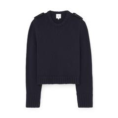 Thomas Sweater with Epaulets
