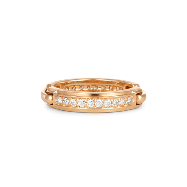 Sophie Ratner Diamond Double-Hinge Ring