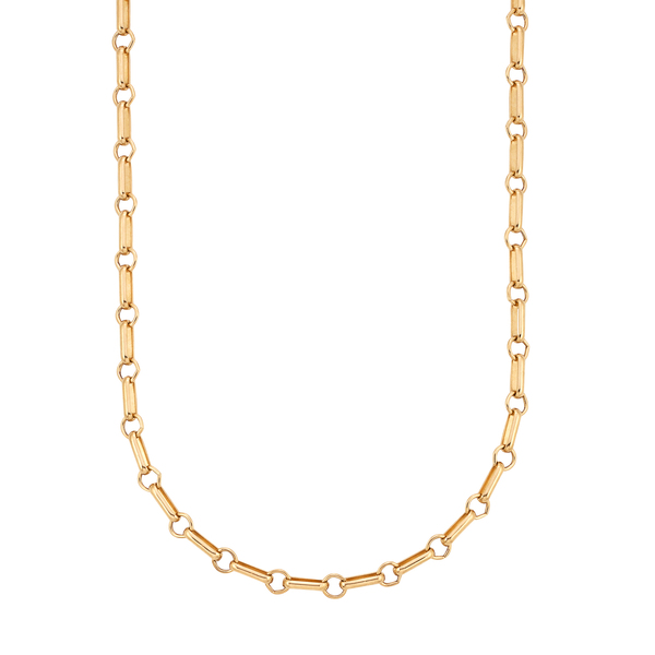 Laura Lombardi Bar Chain Necklace
