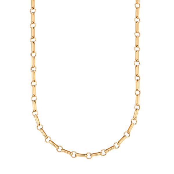 Laura Lombardi Bar Chain Necklace