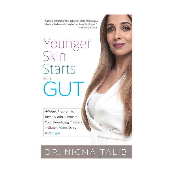 Ulysses Press  Younger Skin Starts in the Gut