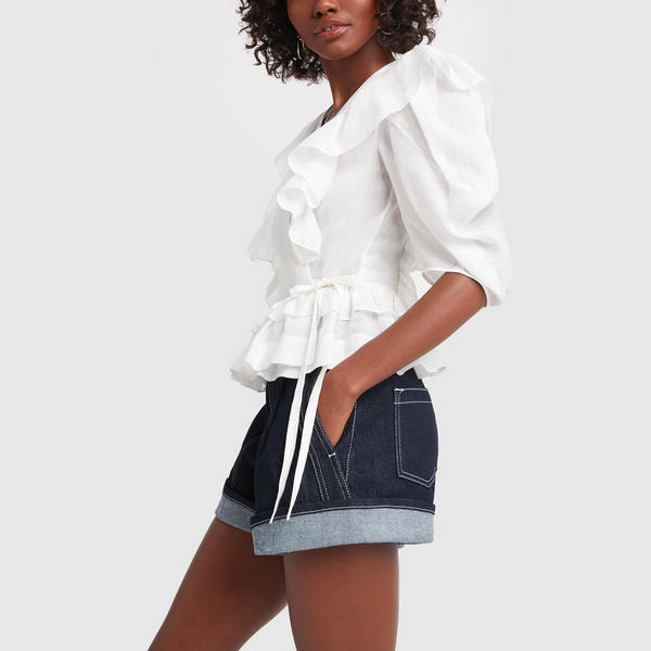 Chloé Denim Shorts