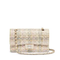 "Chanel Multi Tweed 2.55 10"" Bag"