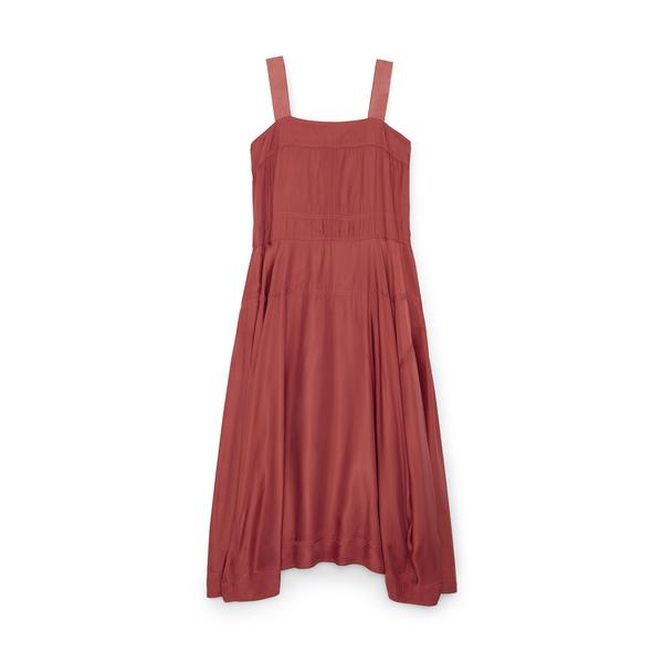 Lee Mathews Edie Apron Dress