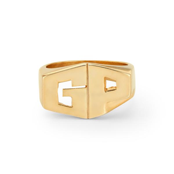 Sarah Chloe Kent Signet Ring