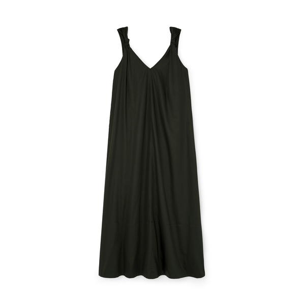 Co Knotted-Strap Dress