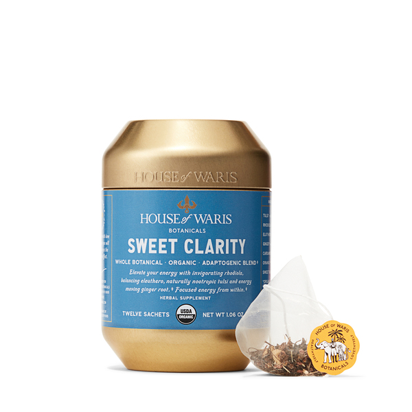 House of Waris Botanicals Sweet Clarity