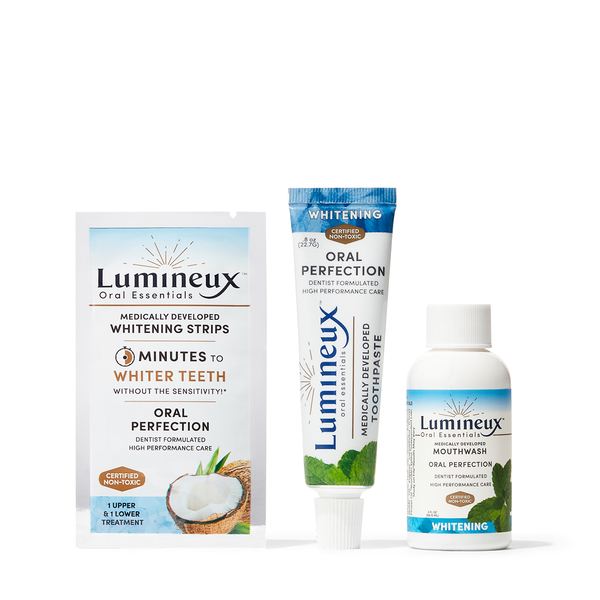Lumineux Whitening Strips Oral Essentials Goop Shop
