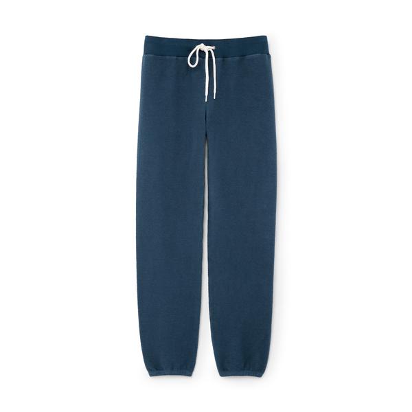 Monrow Reversed Elastic Vintage Sweats
