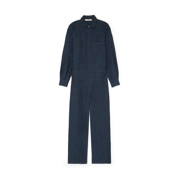 thesalting Linen Jumpsuit