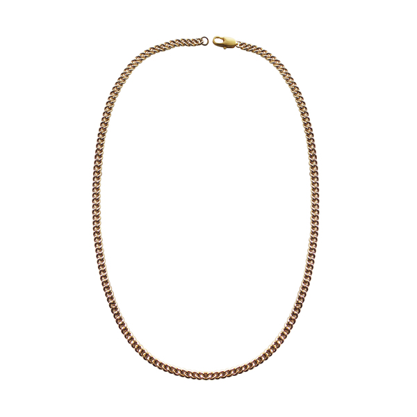 Laura Lombardi Curb Chain Necklace