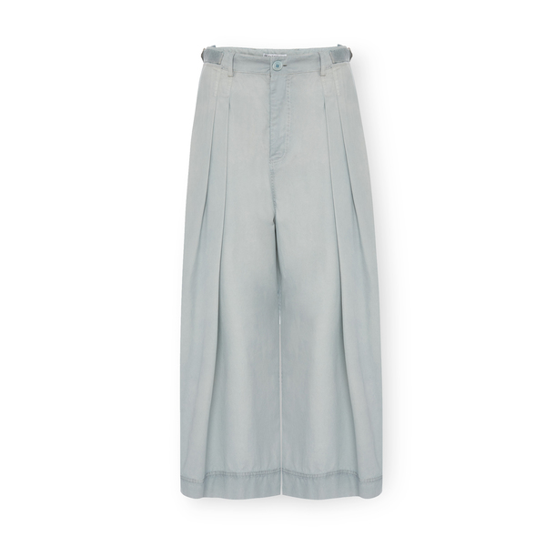 JW Anderson Pleated Cropped Trousers
