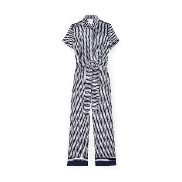 G. Label Beckner Pajama Jumpsuit
