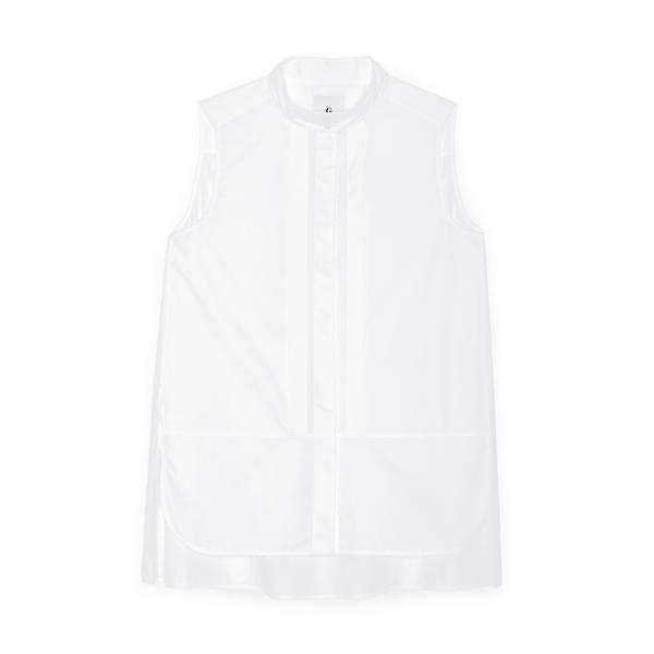 G. Label Casey Pleat Collar Shirt