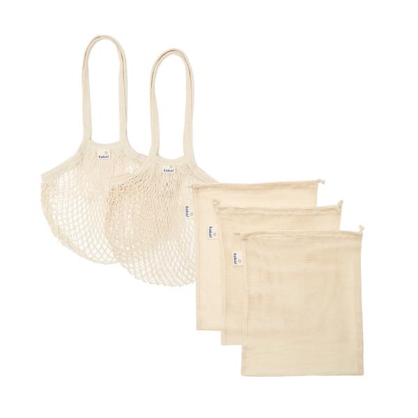 toko!  Organic Cotton Starter Kit
