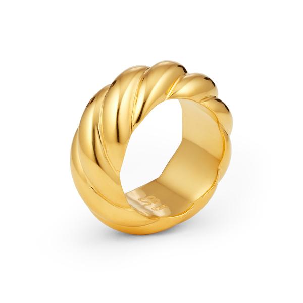 SOPHIE BUHAI Large Rope Ring