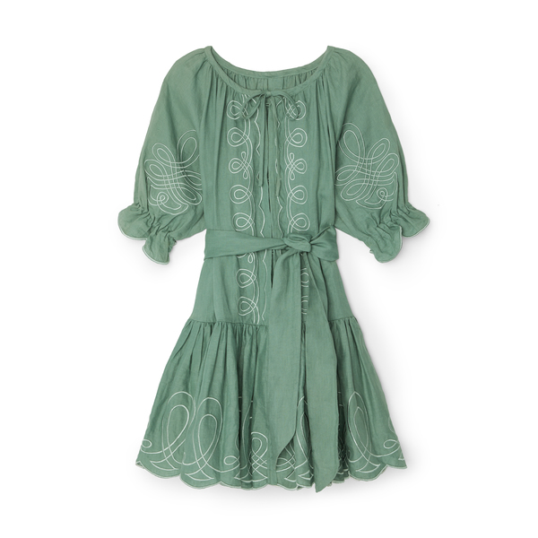 Innika Choo Mini Frill Dress