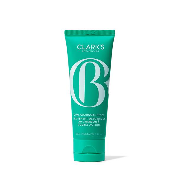 CLARK'S BOTANICALS Dual Charcoal Detox