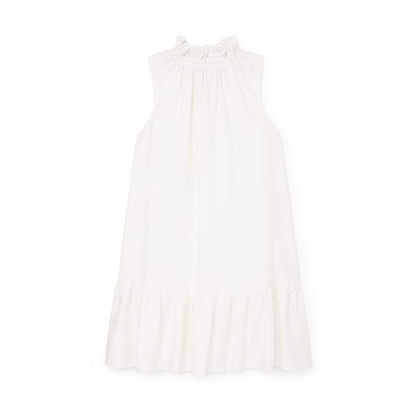 Ephemera Linen Garland Dress