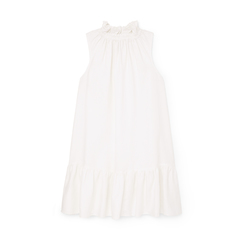 Linen Garland Dress