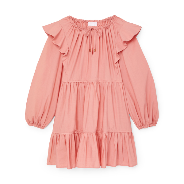 Ephemera Pasteque Trapeze Mini Dress