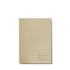 Gratitude Lined Notebook