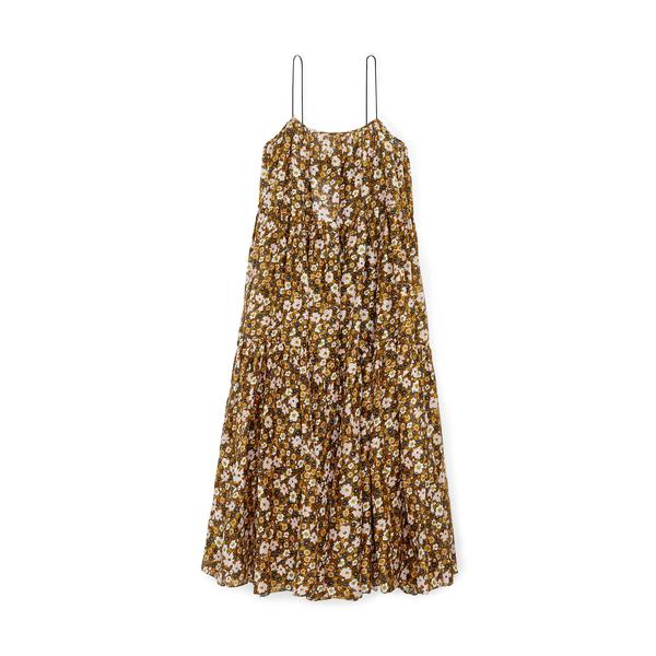 Lee Mathews Ariel Tiered Cami Dress