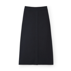 Stewart A-Line Cotton Skirt