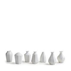Hitoshi Kato Kohiki Facet Vase